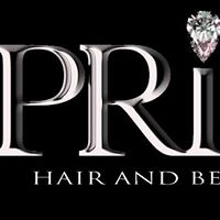 PRIME hair and beauty design Instagramissa