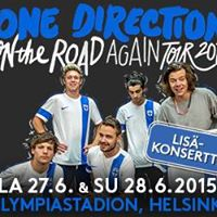 One Direction Finland